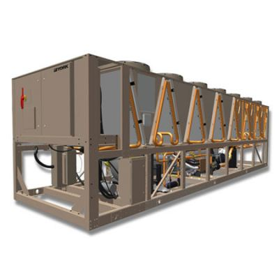 YVFA Free Cooling Variable Speed Screw Chiller