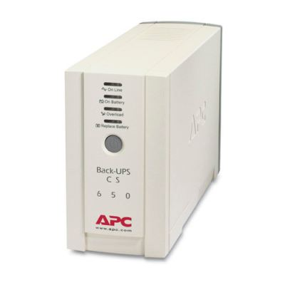 BK650-AS (APC BACK-UPS CS 650VA 230V ASEAN)