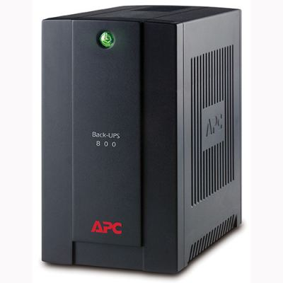 BX800LI-MS (APC Back-UPS 800VA, 230V, AVR, Universal and IEC Sockets)