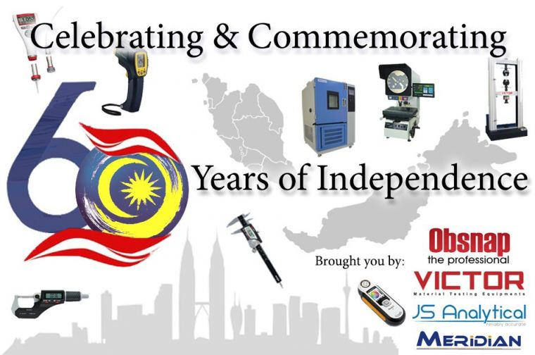 Commemorating Hari Merdeka & Malaysia Day 2017 from Obsnap Group of Companies