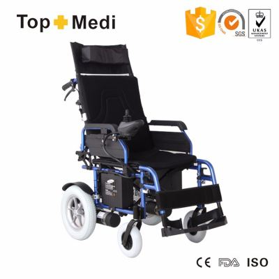TEW027 Reclining Electric Wheelchair