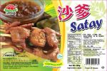 Satay  Frozen Soya Bean Protein Products 大豆�w�S�a品
