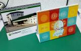 Table Calender Offset Printing