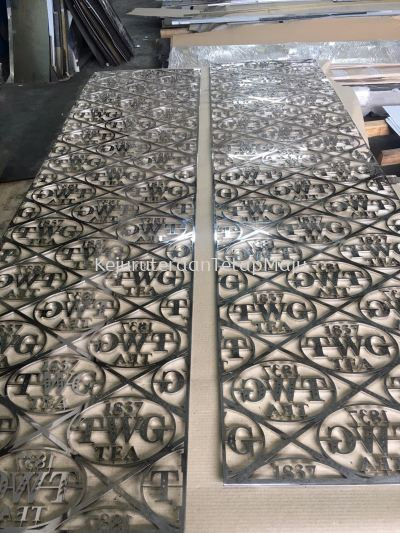 LASER CUTTING FOR WALL PARTITION