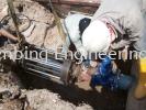 Bangi Ikram Block Akademik - 12 Tingkat External Water Reticulation Works