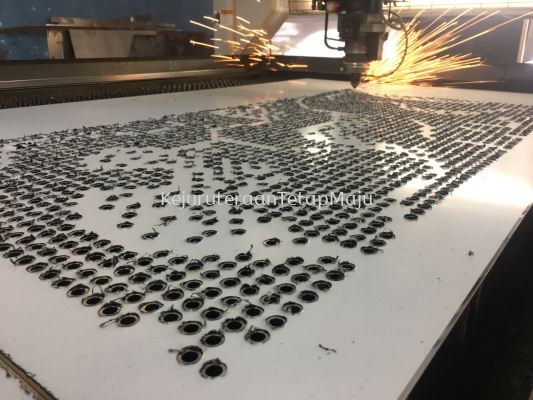 Laser Cutting (Laser Cut Service) Stainless Steel Custom Made Laser Cutting