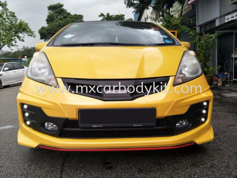 HONDA JAZZ 2008 - 2011 MUGEN RS BODYKIT JAZZ 2008 HONDA