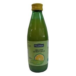 POLENGHI - Organic Lemon Juice�л�����֭