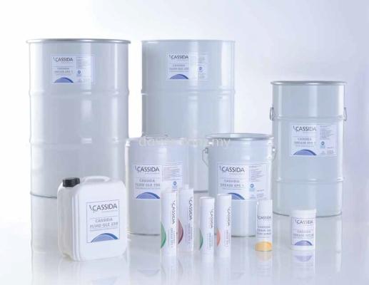 Cassida FM Hydraulic Oil - DAVOR Lubricants Malaysia