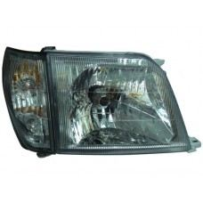 FJ90-00 Head Lamp & Corner Lamp Chrome