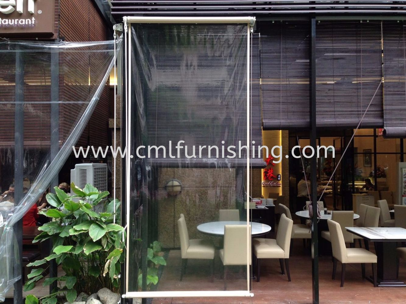 Pvc Outdoor Roller Blinds Outdoor Roller Blinds Kuala