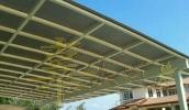 Mild Steel Polycarbonate Skylight Skylight