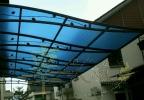 Wrought Iron Polycarbonate Skylight Polycarbonate Skylight