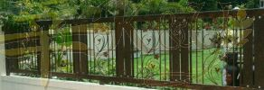 Wrought Iron Fencing Fencing
