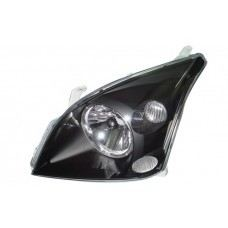 FJ120 03 Head Lamp Black W/Rim