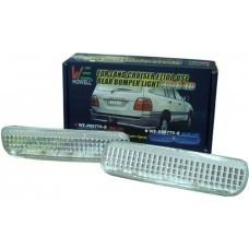 FJ100 Rear Bumper Reflector W/Light