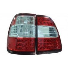 98 Rear Lamp Crystal LED Red/Clear