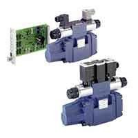Model 4WRH, 4WRZ, 4WRZE Proportional Directional Control Valves
