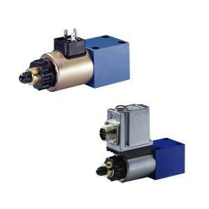 Models DBET, DBETE Pressure Relief Proportional Valves