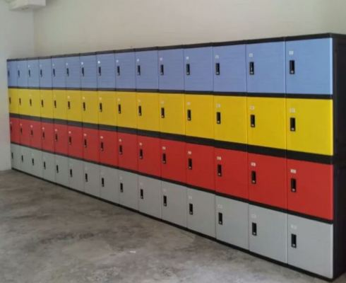 PLASTIC LOCKER -PROJECT 1