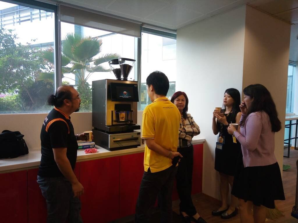 Enjoy Italy Coffee With Our Latest Model 3700G2