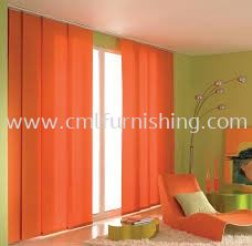 orange-panel-blinds