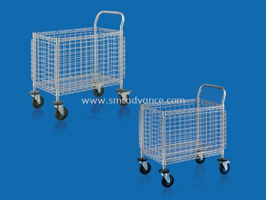 Open Top Handling Cart