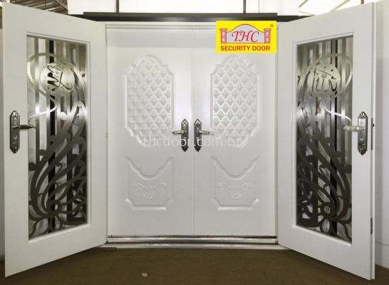 Security Door Supplier Selangor, Klang, Anti Burglary Doors