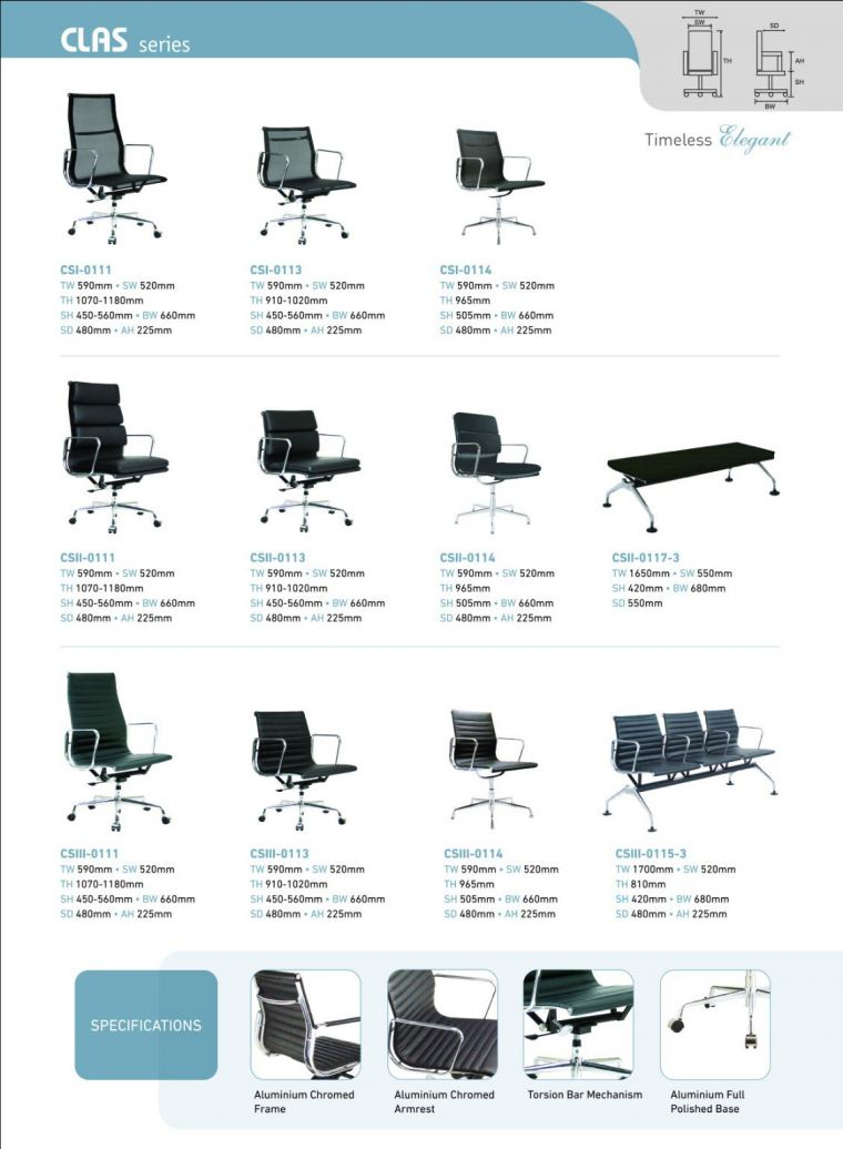 CLAS Office Chair CLAS Office Chair Office Chairs