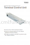 toso-treminal-control-unit toso JAPAN products