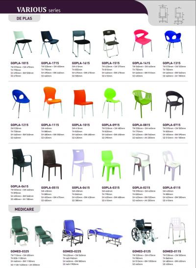 VARIOUS Chair