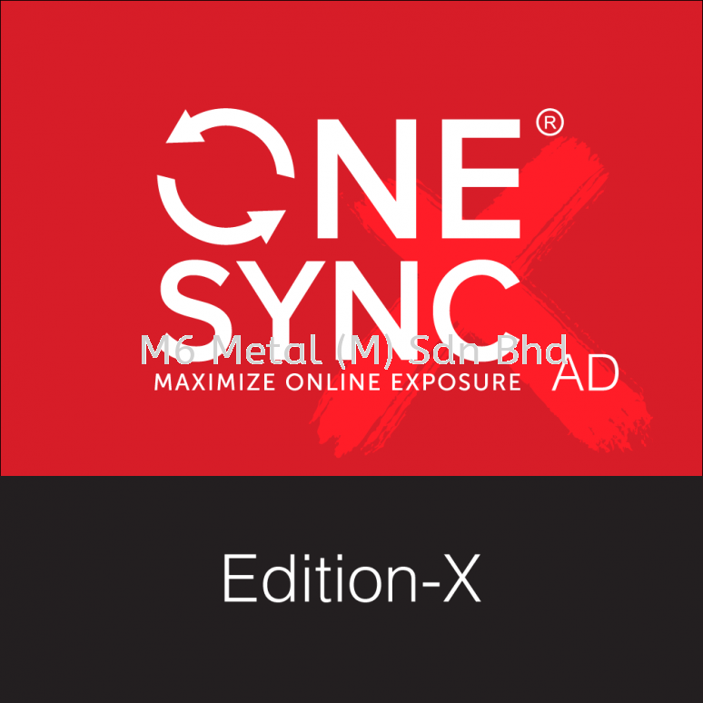 Online Ads - ONESYNC Edition-X (12 Month) ONESYNC Advertisement Campaign