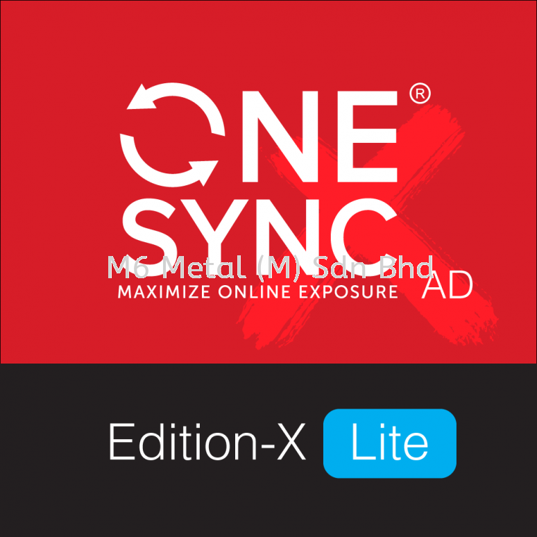 Online Ads - ONESYNC Edition-X Lite ONESYNC Advertisement Campaign