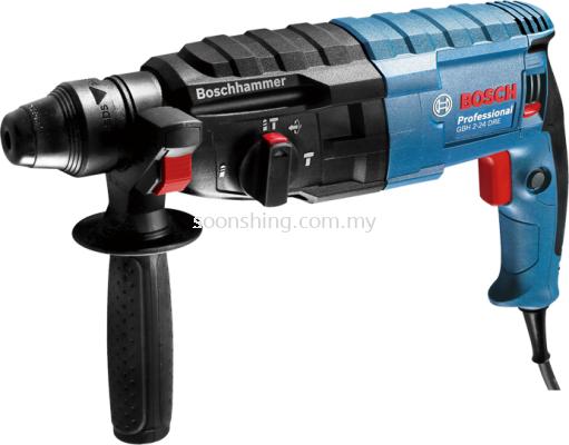 Bosch GBH 2-24 DRE Rotary Hammer with SDS-plus