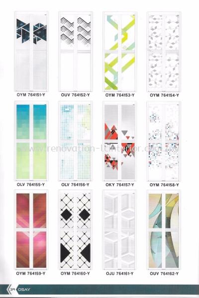 Bi-fold door new design