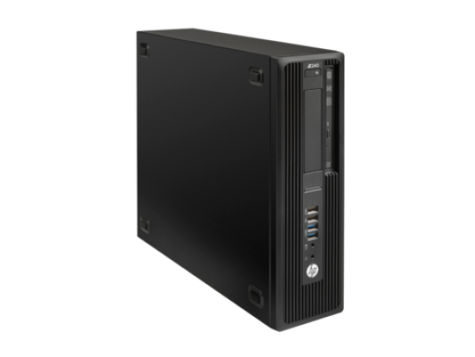 HP Z240 Z3P91PA Small Form Factor Workstation
