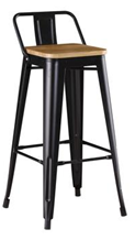 HYC- B04 TOLIX BAR CHAIR