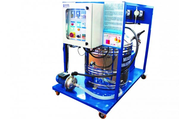 HI55M Automatic Fertigation System Waterproof IP55