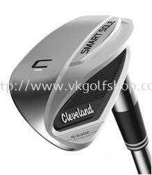 Cleveland Golf- RH Smart Sole C 3.0 Graphite Shaft Wedge