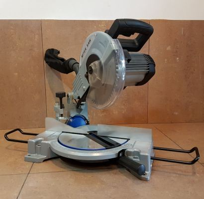 (Display unit)255mm Miter Saw Machine C/W Blade 1.4kw (Induction Motor)  ID665516
