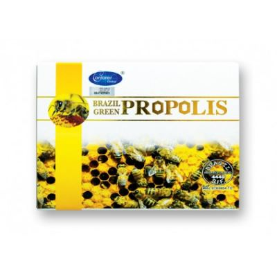 BRAZIL GREEN PROPOLIS EXTRACT ( 1 Box @ 3 Bottle )