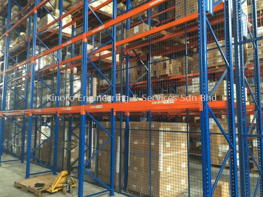 Storage System Solution / Racking System