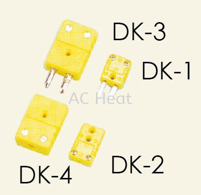 DK-1/DK-2/DK-3/DK-4 Thermocouples Supplier, Suppliers, Supply, Supplies  ~ AC Heat Automation