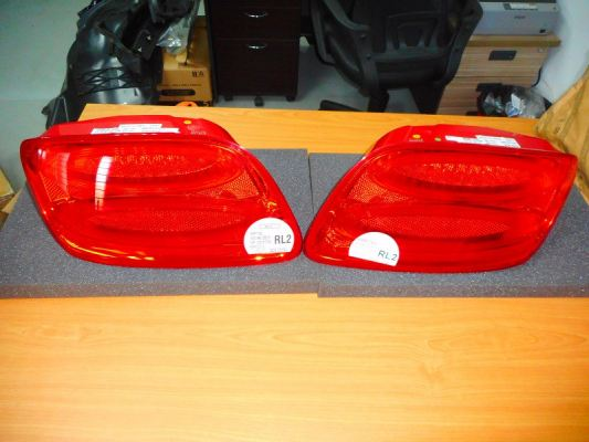 BENTLEY GT (NEW MODEL) TAIL LAMP