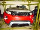 LAND ROVER AUTO PARTS Land Rover Half Cut