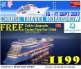 GENTING DREAM CRUISE 云顶星梦号 Outbound Tour Package 国外旅游配套