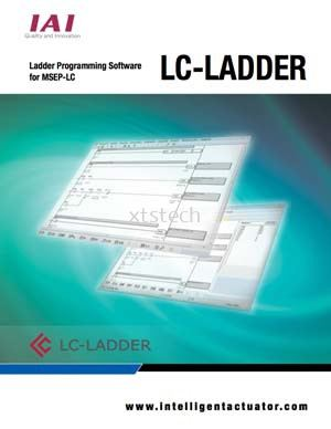 LC-Ladder Programming Software for MSEP-LC