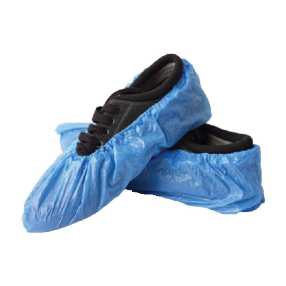 CPE Shoe Cover (B0701) Others Gloves, Manufacturer, Supplier, Supply  ~ Bergamot Sdn Bhd
