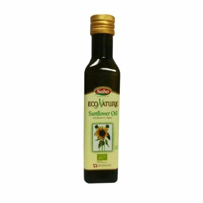 Sabo Eco Nature Sunflower Oil - Cold Pressed