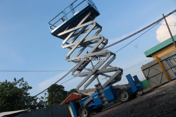 Scissor Lift Rental 39 ft (12.06 m)